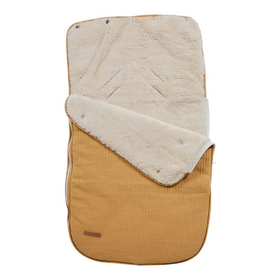Little Dutch Little Dutch Sleeping bag and footmuff Pure Ochre