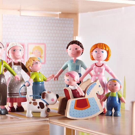 Haba Little Friends poppenhuis poppetje Steven - Haba