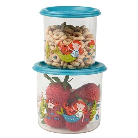 Sugar Booger Snackboxen Isla die Meerjungfrau - groß - Sugar Booger - 2er Set