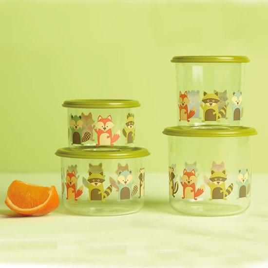 Sugar Booger Snackboxen Fuchs - groß - Sugar Booger - 2er Set