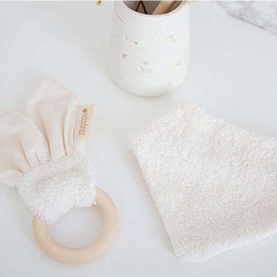 Nobodinoz tipi en accessoires Bandana - Lätzchen - So Cute newborn - Natural - Nobodinoz