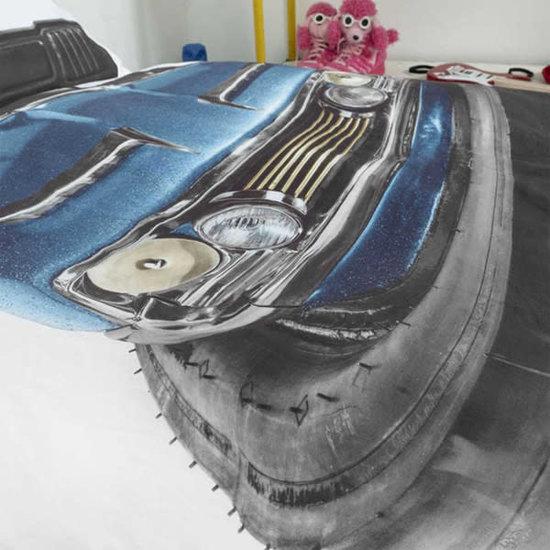 Snurk beddengoed Dekbedovertrek Bumper Car - Snurk