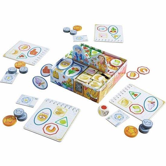 Haba Dobbelspel - Mijn eerste spellen – Boodschappen doen - Haba +2jr