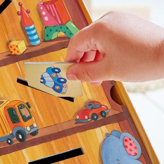 Haba Kinderspel - Mijn eerste spellen – Wij ruimen op - Haba +2jr