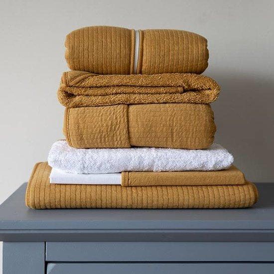 Little Dutch Little Dutch baby hooded towel - Pure Ochre