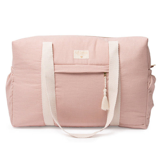 Nobodinoz tipi en accessoires Changing bag - Opera waterproof - Misty Pink - Nobodinoz