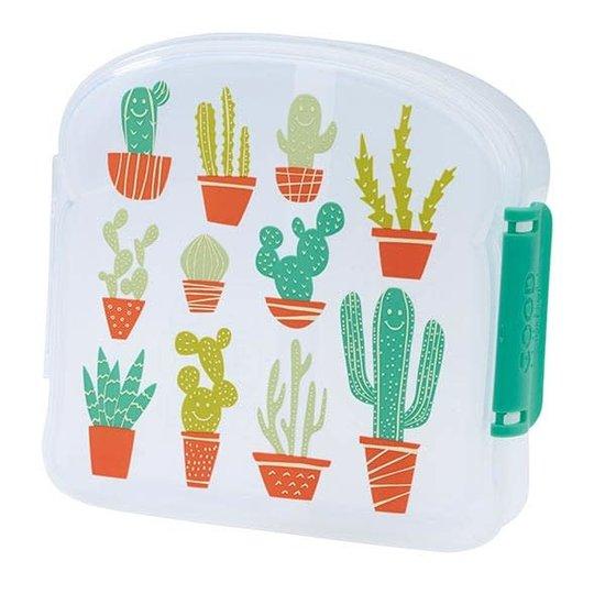 Sugar Booger Lunch box - brooddoos - Sandwich box - Happy Cactus - Sugar Booger