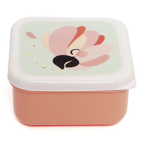 Petit Monkey Lunchbox - brooddoos - Shiny Lion - Petit Monkey