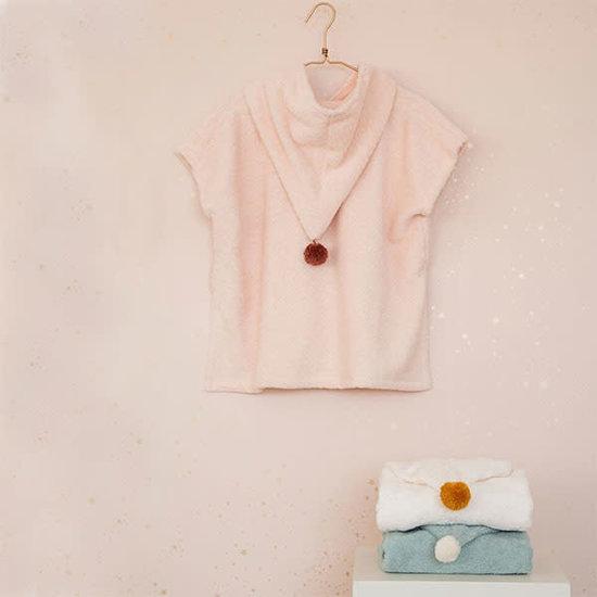 Nobodinoz tipi en accessoires Poncho - So Cute - pink - Nobodinoz - 3-5jr