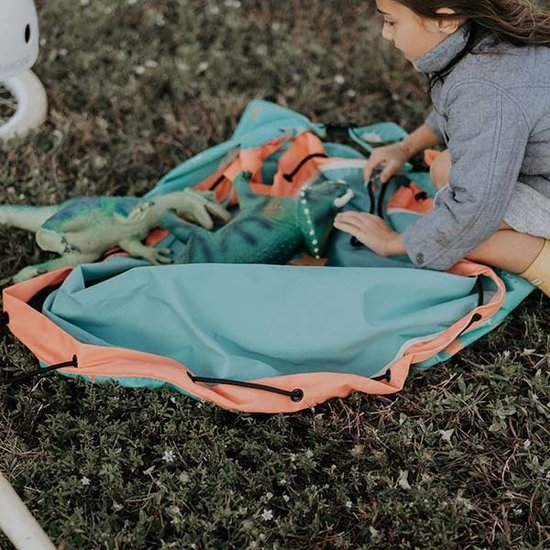 Play and Go Play mat - storage bag - Outdoor Play - Play and Go