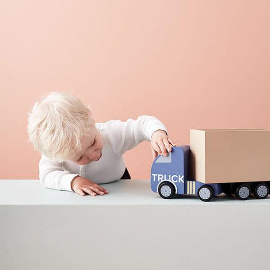 Kid's Concept Truck Aiden - truck toy - Kids Concept +12M