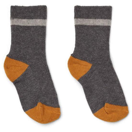 Liewood Socks Valentin - grey melange - Liewood