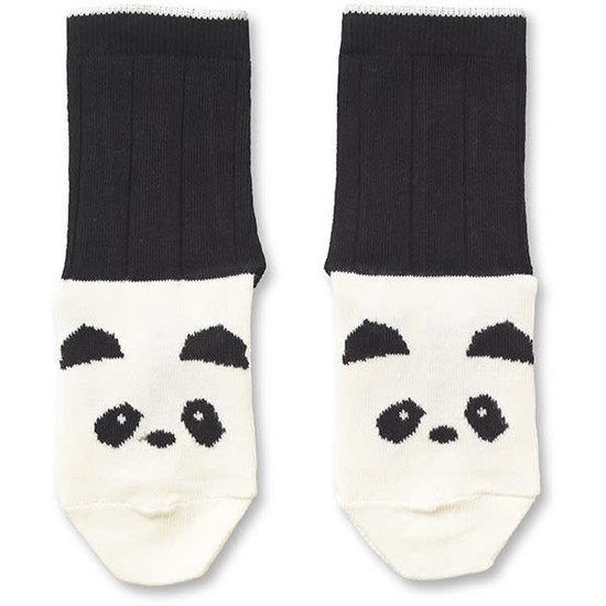 Liewood Liewood - kousen - panda - creme de la creme