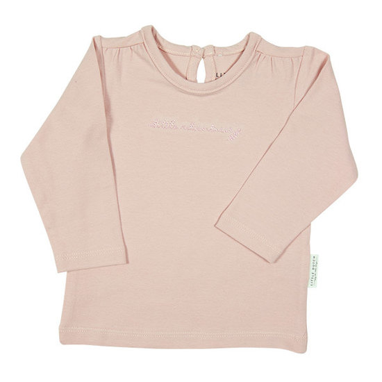 Little Dutch T-shirt lange mouw - Sprinkles adventure Pink - Little Dutch