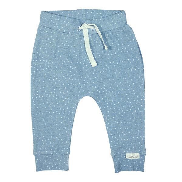 LITTLE DUTCH 180216 Baby-Hose Sprinkles Adventure Blue Gr 74
