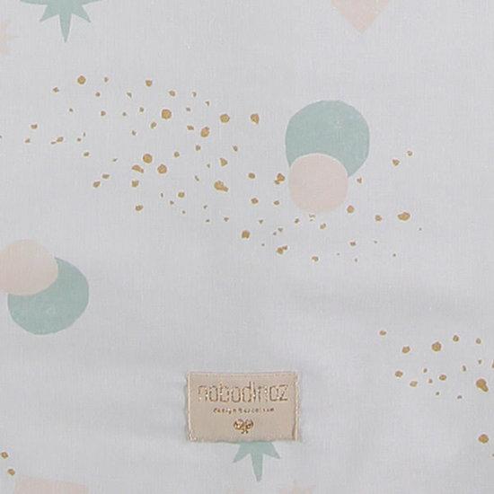 Nobodinoz tipi en accessoires Nobodinoz speelmat Colorado - Elements - Mint Aqua Eclipse-White