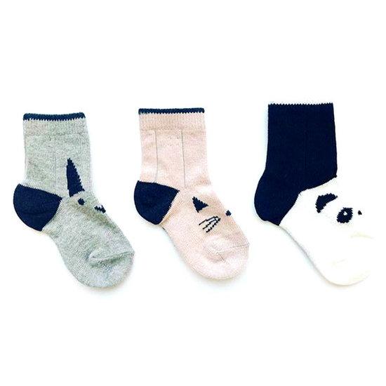 Liewood Socken - Panda - Creme de la Creme - Liewood