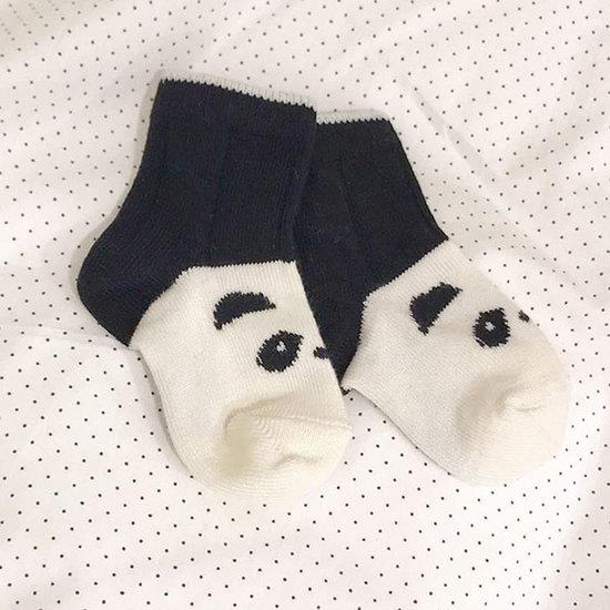 Liewood Socks - panda - creme de la creme - Liewood