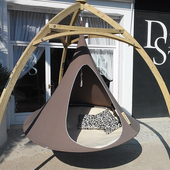 Cacoon Cacoon-deur-Double-Taupe