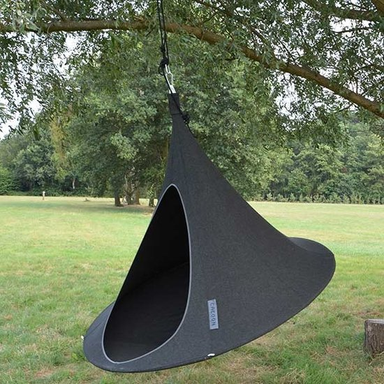 Cacoon Cacoon Single black - single hang tent