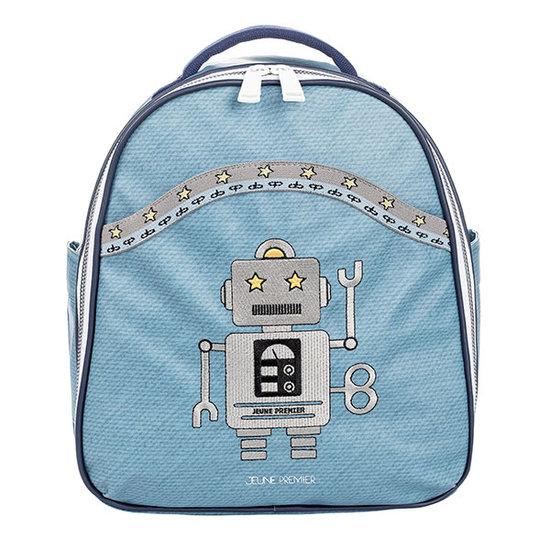 Jeune Premier boekentas Backpack Ralphie Robot - Jeune Premier