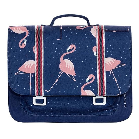 Jeune Premier boekentas School bag it bag Maxi Flamingo - Jeune Premier