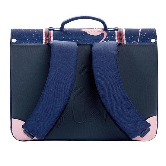 Jeune Premier boekentas Boekentas it bag Maxi Flamingo - Jeune Premier