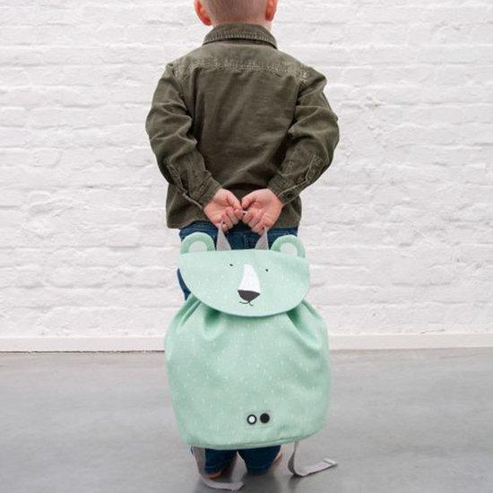 Trixie Baby Kids backpack mini - Mr. Polar Bear - Trixie