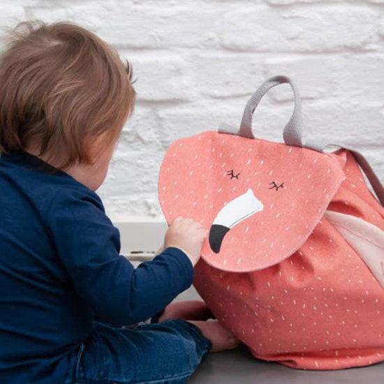 Trixie Baby Rugzak mini - Mrs Flamingo - Trixie