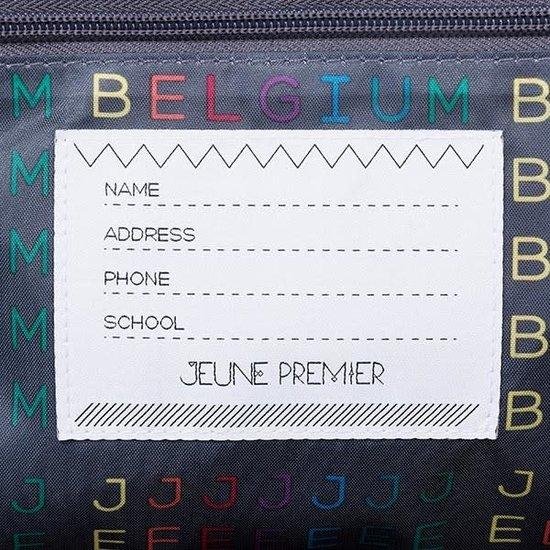 Jeune Premier boekentas Boekentas it bag Midi Cherry pompon - Jeune Premier