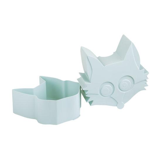Blafre Snack box vos lichtblauw - Blafre