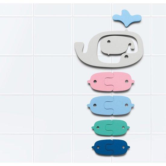 Quut Bath toy bath puzzle whale - Quutopia