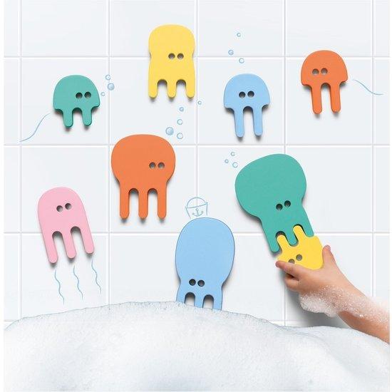 Quut Badspeelgoed badpuzzel jellyfish - Quutopia