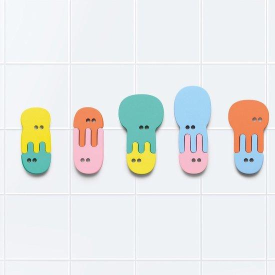 Quut Bath toy bath puzzle jellyfish - Quutopia