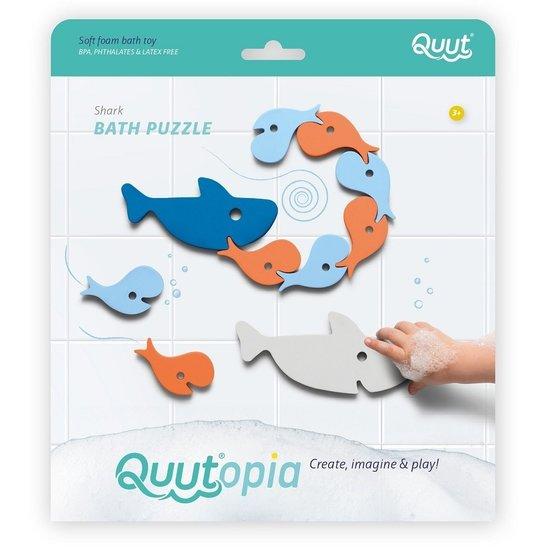 Quut Badspeelgoed badpuzzel haai - Quutopia