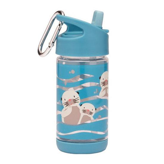 Sugar Booger Drinkfles Flip and Sip - Baby Otter - Sugar Booger