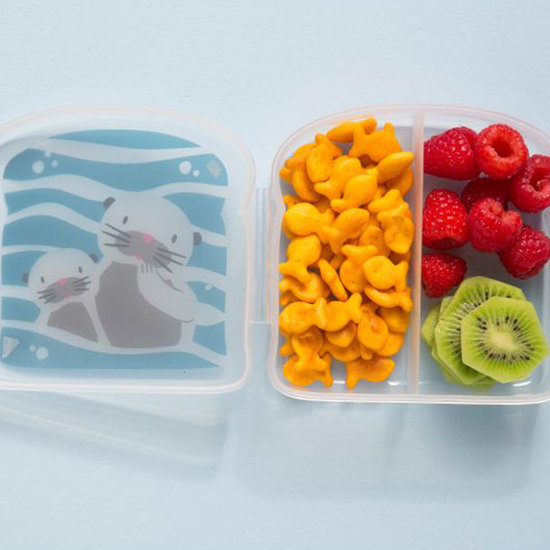 Sugar Booger Lunch box - Sandwich box Baby Otter - Sugar Booger