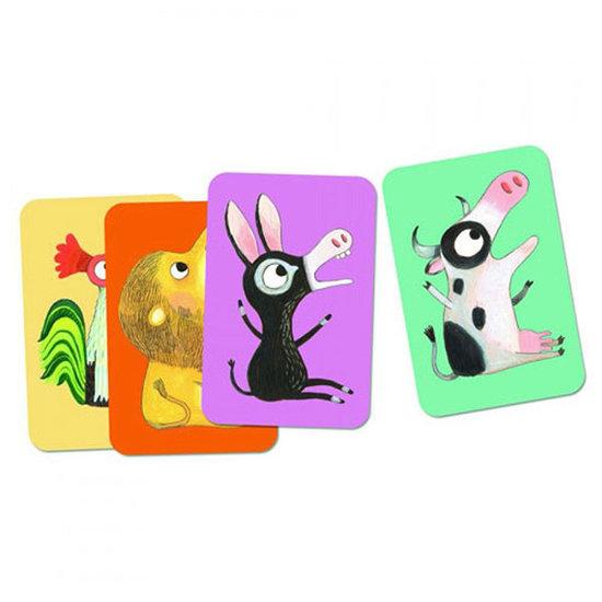 Djeco Card game Batameuh - Djeco