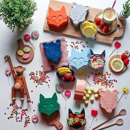 Blafre Snack box das perzik - Blafre