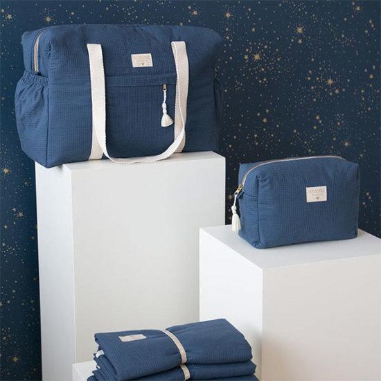 Nobodinoz tipi en accessoires Wickeltasche - Opera waterproof - Night Blue - Nobodinoz