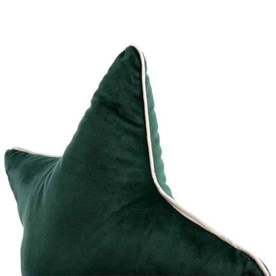 Nobodinoz tipi en accessoires Ster kussen Aristote Jungle Green Nobodinoz