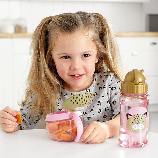 Skip Hop Skip Hop snackdoosje - snack cup - luipaard