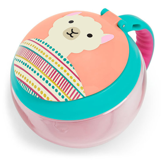 Skip Hop Skip Hop snackdoosje - snack cup - lama