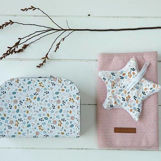 Little Dutch Little Dutch doudou - fopspeendoekje - Spring Flowers