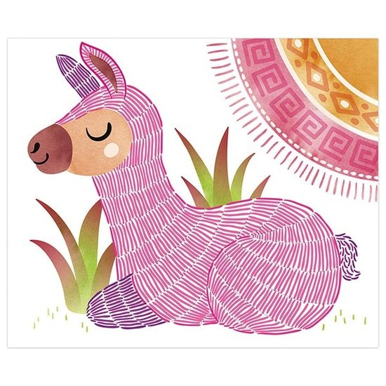 Janod houten speelgoed Coloring pages animals - Janod
