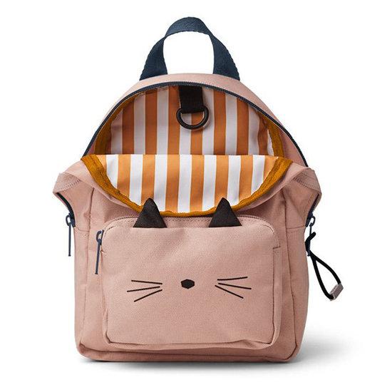Liewood Backpack Saxo mini Cat rose - Liewood