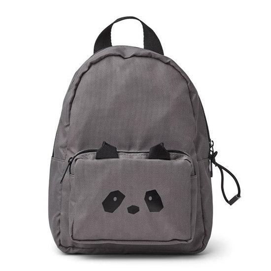 Liewood Backpack Saxo mini Panda stone grey - Liewood