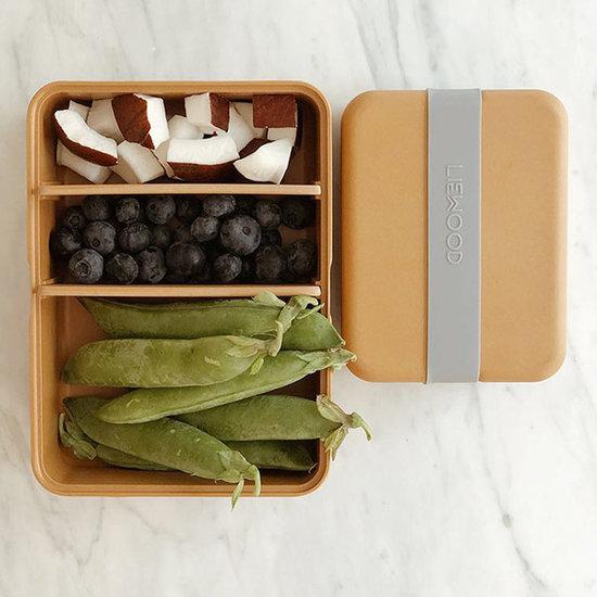 Liewood Lunch box set Bradley Mustard - Liewood