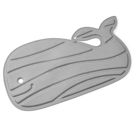Skip Hop Badematte Anti-Rutsch Moby grau - Skip Hop