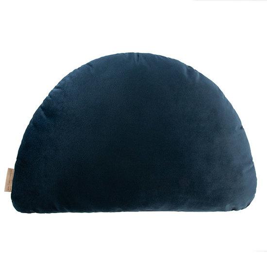 Nobodinoz tipi en accessoires Coussin arc-en-ciel Night Blue Nobodinoz